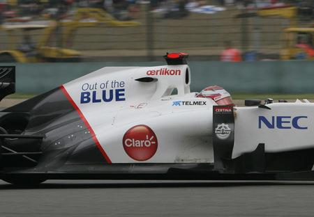 El Chelsea, posible nuevo patrocinador de Sauber