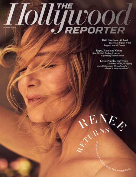 Thr Issue 27 Renee Zellweger Cover Embed
