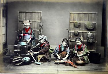 """La Unesco declara la cocina tradicional japonesa """"Patrimonio de la Humanidad"""""""