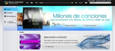 Music Unlimited, el Spotify de Sony