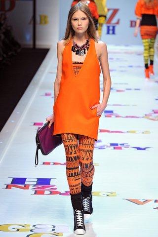 e625beab9 D&G en la Semana de la Moda de Milán Otoño-Invierno 2011/2012