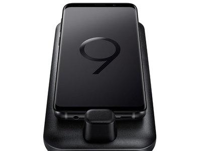 Así será el diseño del Samsung DeX Pad que vendrá con los Galaxy S9, según Evan Blass