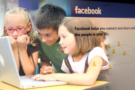 Dejar a los niños solos en Facebook... ¿es buena idea?