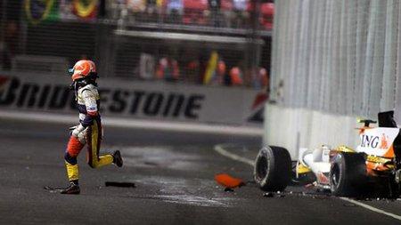Nelson Piquet Jr admite que aún no se habla con Felipe Massa