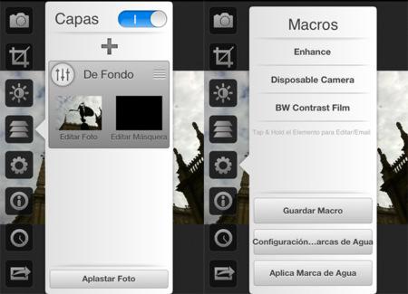 filterstorm herramientas capas y macros
