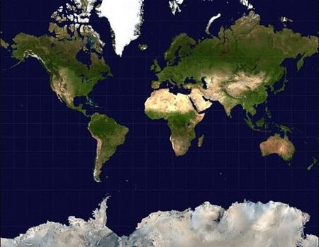 Mercator, Atlas, 'El ala oeste de la casa blanca' y por qué los mapas del mundo no muestran de verdad cómo es el mundo
