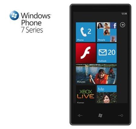 Adobe confirma Flash para Windows Phone 7