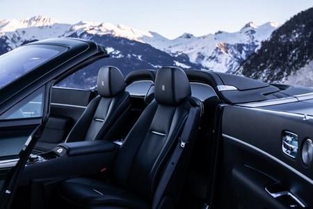 Rolls Royce Dawn Aero Cowling 1