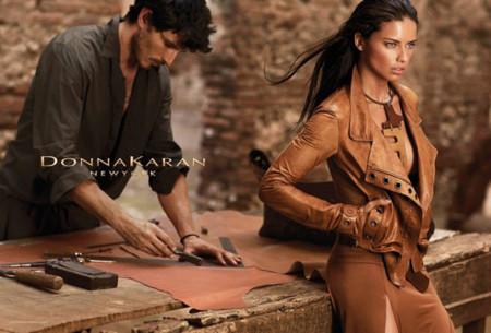 Andrés Velencoso Donna Karan Adriana Lima