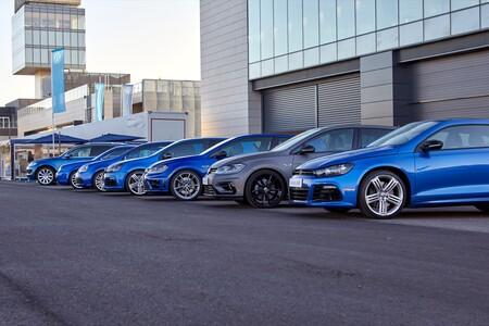 Presentación Volkswagen Gama R