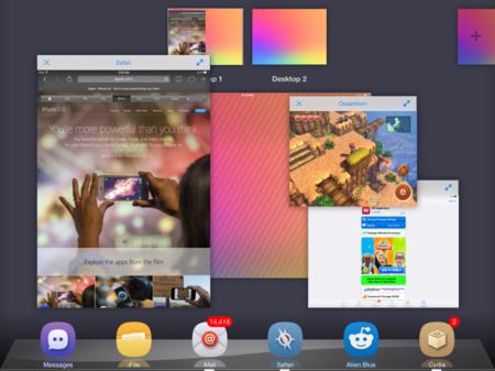 OS Experience, el increíble tweak para iPad que acerca iOS a OS X