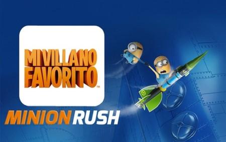 Minion Rush alcanza los 150 millones de descargas y gana el premio BAFTA 2013