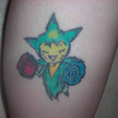 Foto 1 de 14 de la galería tatuajes-de-pokemon en Vida Extra