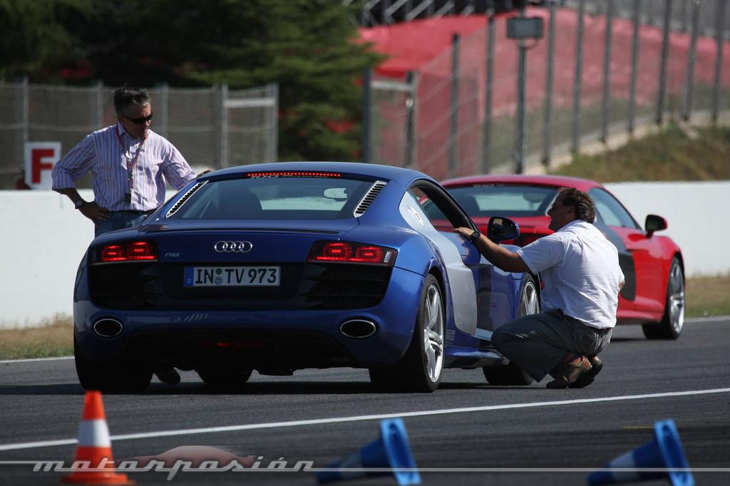 Foto de Audi R8 4.2 FSI R tronic (prueba) (49/50)