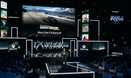 Más de 30 juegos se actualizan para ofrecer  4K reales en Xbox One X [E3 2017]