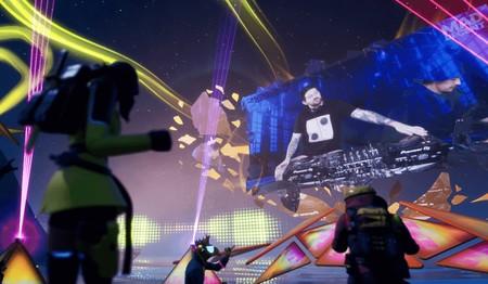 Se avecina nueva fiestaza en Fortnite con Dillon Francis, Steve Aoki y deadmau5 en directo. Aquí tienes los horarios