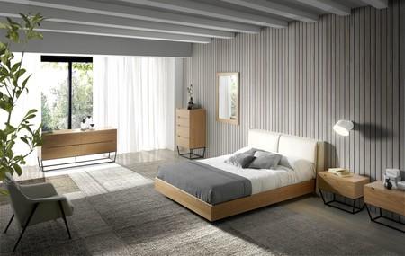 Te enamorarán los dormitorios DREAMS de Angel Cerdá, un diseño italiano equilibrado ante el descanso y la belleza