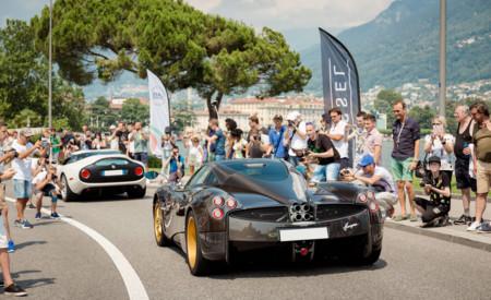 Cars & Coffee Pagani Huayra y Alfa Romeo TZ3