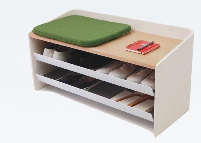 Cmo hacer un mueble para guardar los zapatos zapatero - Hacer mueble zapatero ...