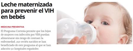 """¿Qué es eso de """"leche maternizada""""?"""