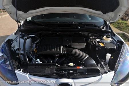 Vano motor Mazda2
