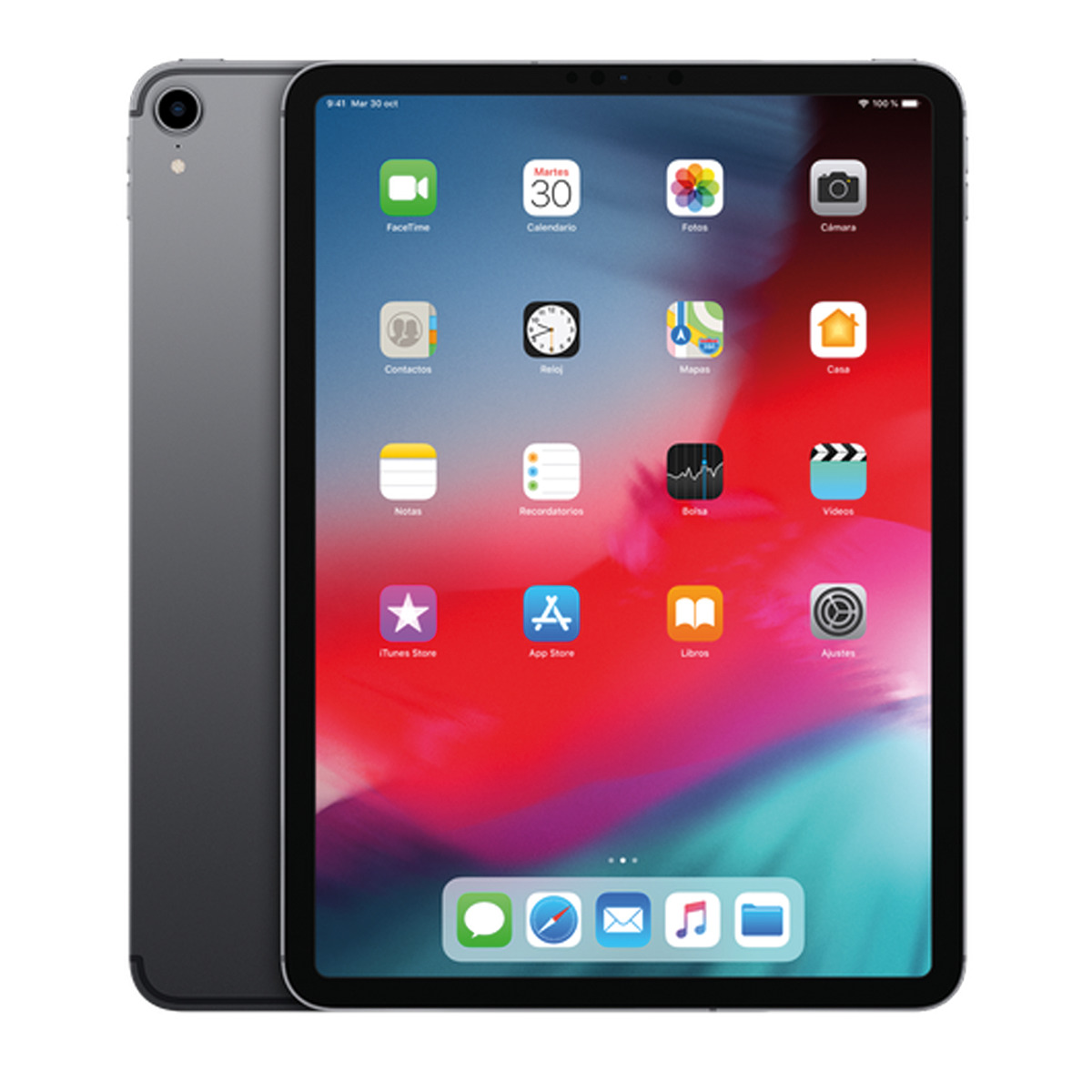"Apple iPad Pro 2018 11"" 512Gb Wifi Plata"