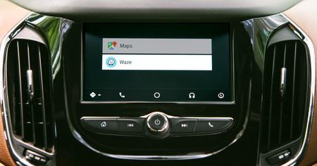 Waze Android Auto 3