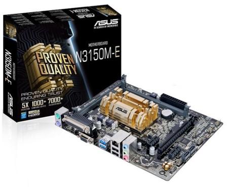 """ASUS anuncia motherboards con Intel """"Braswell"""" que soportan gráficos discretos"""