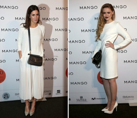 bloggers mango photocall
