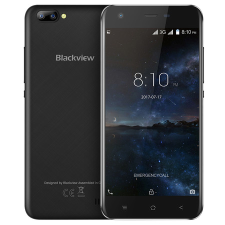 Oferta Flash: smartphone Blackview A7 por 33,85 euros y envío gratis