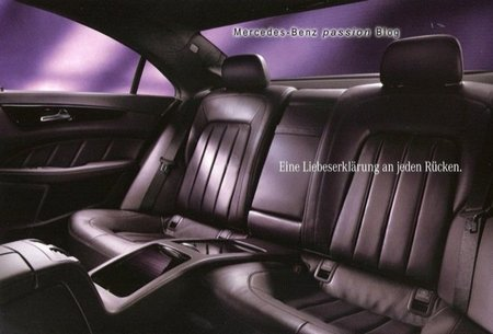 Mercedes CLS 2011