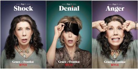 Grace And Frankie: una nueva vida después de los setenta.