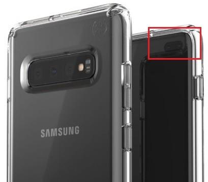 Samsung Galaxy S10 Filtracion
