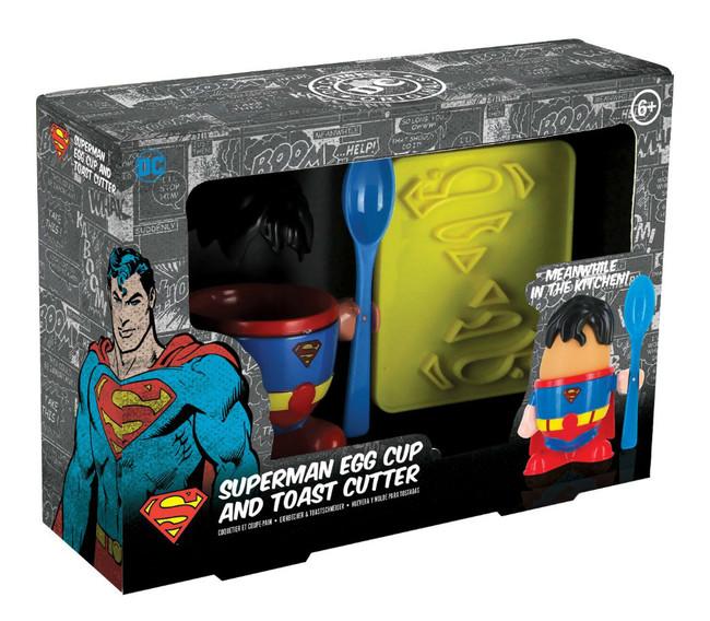 Huevera de Superman