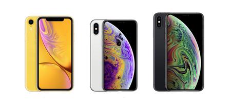Iphone Xr Vs Iphone Xs Vs Iphone Xs Max