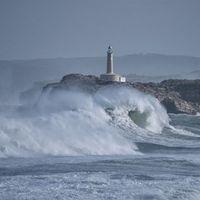 La potencia de las olas está aumentando debido al calentamiento global
