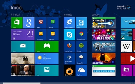 Crea un tile en el menú Inicio para apagar/reiniciar el sistema directamente en Windows 8