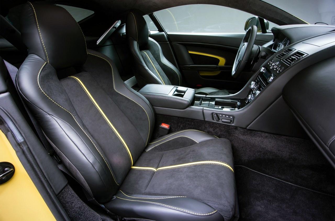 Foto de Aston Martin V12 Vantage S (29/34)