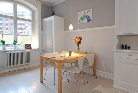 Foto de Casas que inspiran: aprovechar el espacio gracias a tabiques (11/12)