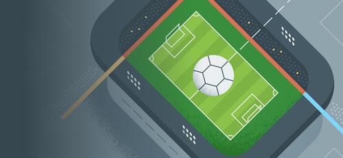 Las mejores aplicaciones para ver el fútbol en Android