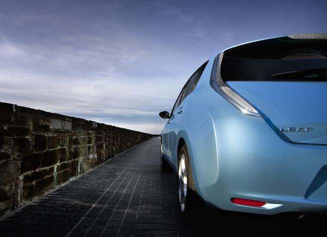 El nuevo Nissan LEAF vendrá acompañado de todo un ejército de vehículos eléctricos