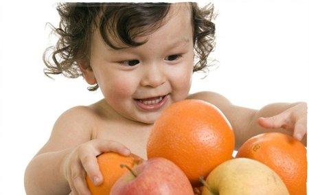 Recomendaciones para la elaboración del menú infantil: de uno a dos años