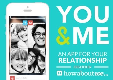 Mensajería para enamorados, You&Me te mantiene en contacto con tu pareja