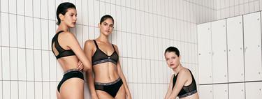 Oysho estrena nueva colección 'sporty' Primavera-Verano 2020 y nos avanza algo de sus diseños más románticos
