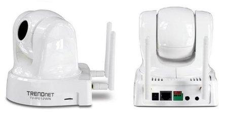 TRENDnet TV-IP612WN, una cámara IP inalámbrica de altas prestaciones