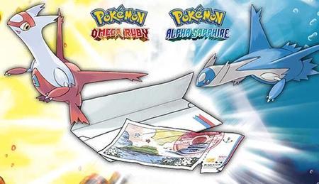 Consigan el Ticket Eon de Pokémon Omega Ruby y Alpha Sapphire por tiempo limitado