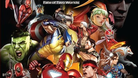 'Super Marvel vs. Capcom 3' podría estar en camino