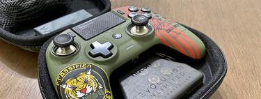 Análisis del Nacon Revolution Unlimited Pro Controller: un mando fantástico para despedirte de PS4 (o seguir jugando en PC)