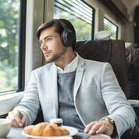 Auriculares inalámbricos Sony WH-1000XM3B, con cancelación de ruido, a su precio más bajo en Amazon: 303 euros