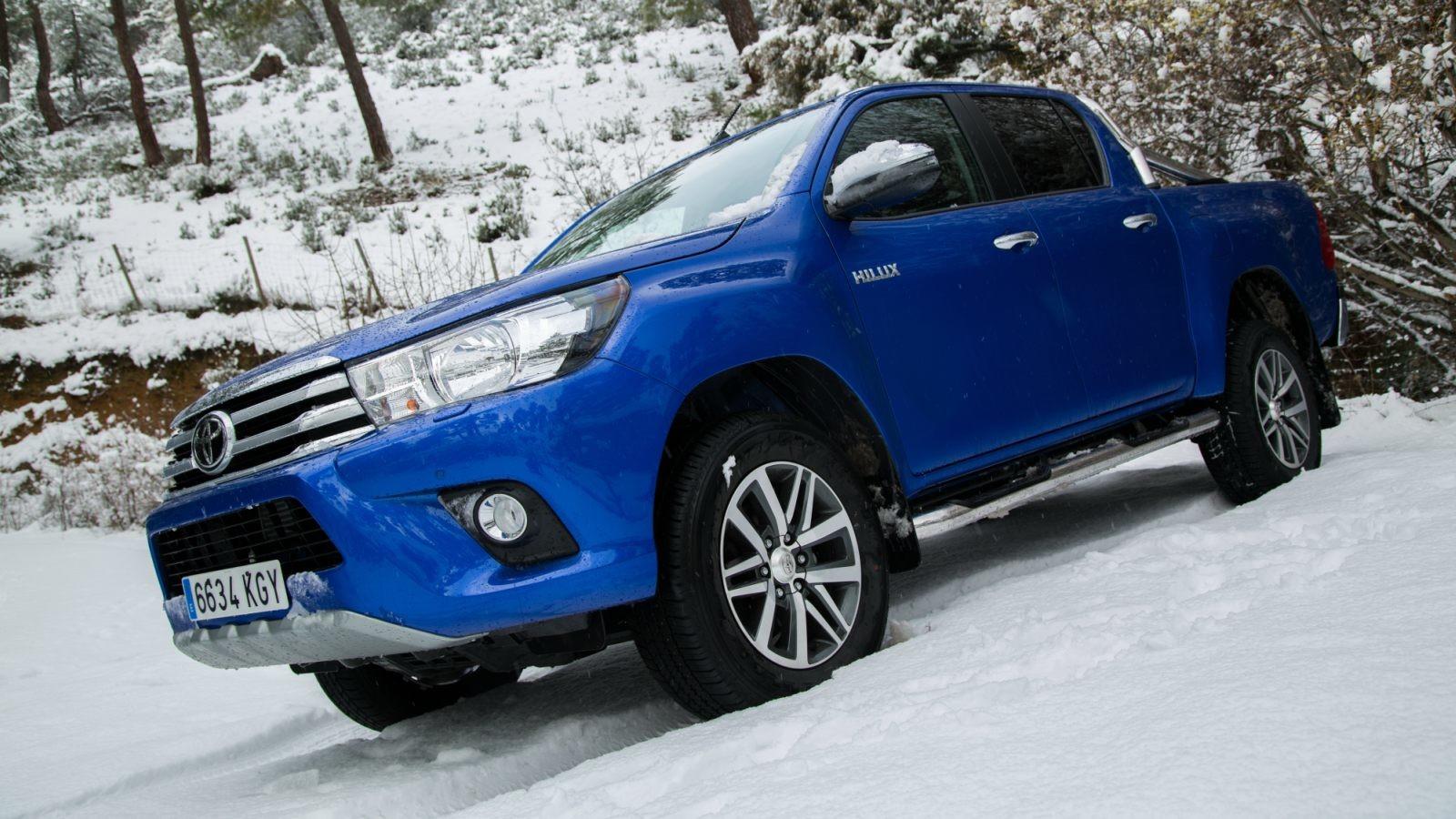 Foto de Toyota Hilux VXL - Fotos exteriores (2/41)
